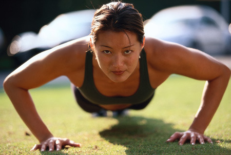 Exercise Move of the Week: The Push-Up